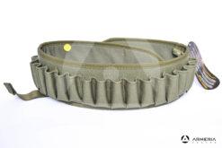 Cartuccera verde Riserva equipaggiamento caccia 26 celle calibro 12 modello