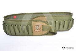Cartuccera verde Riserva equipaggiamento caccia 32 celle calibro 20