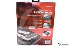 Cassetta di sicurezza Hornady Alpha Elite Lock Box 98153