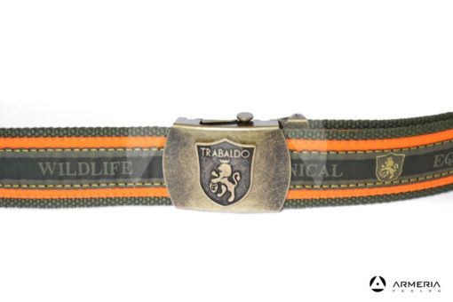 Cintura Trabaldo WTE wildlife technical equipment taglia Unica arancio logo