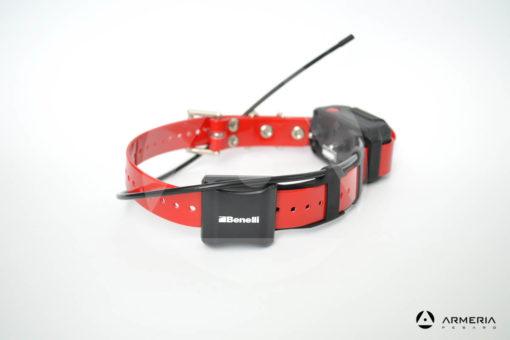 Collare elettronico radio satellitare GPS Benelli Caddy Kit vista 4
