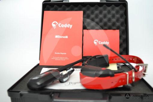 Collare elettronico radio satellitare GPS Benelli Caddy Kit vista 5