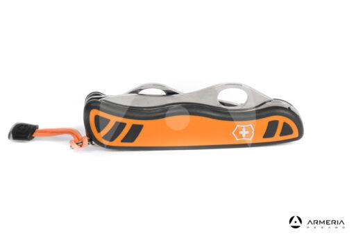 Coltello multiuso Victorinox Hunter XS Grip in acciaio lama 8.5 cm chiuso