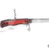 Coltello multiuso Victorinox Picknicker in acciaio lama 8 cm