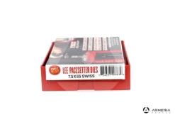 Dies Lee Pacesetter calibro 7.5x55 Swiss - Shell Holder omaggio