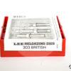 Dies Lee Reloading calibro 303 British - Shell Holder omaggio 0