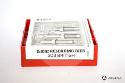 Dies Lee Reloading calibro 303 British - Shell Holder omaggio 0