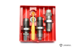 Dies Lee Reloading calibro 45 ACP - 45 Auto Rim - Carbide Die Set - Shell Holder