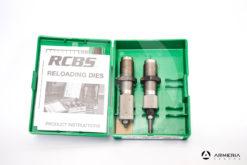 Dies RCBS F L Die Set calibro 9.3x62 (mm) Mauser - Gruppo A - #34501-1