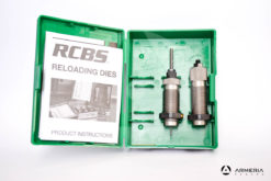Dies RCBS Small Base Die Set calibro .223 Rem - Gruppo A - #11103-1