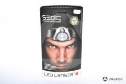 Faro da testa Torcia frontale Led Lenser SEO 5