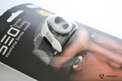 Faro da testa Torcia frontale Led Lenser SEO 5 modello