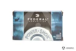 Federal Ammunition calibro 25-06 Rem 117 grani Soft Point - 20 cartucce
