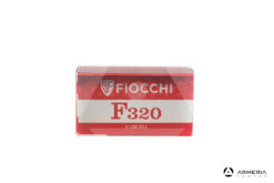 Fiocchi F320 calibro 22 LR Long Rifle - 50 cartucce