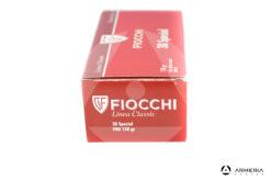 Fiocchi Linea Classic calibro 38 Special FMJ 158 grani - 50 cartucce modello