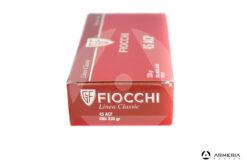 Fiocchi Linea Classic calibro 45 ACP FMJ 230 grani - 50 cartucce modello