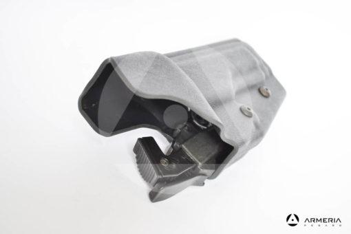 Fondina Thunder D-Shell per pistola Beretta 92 in poliform - destra lato