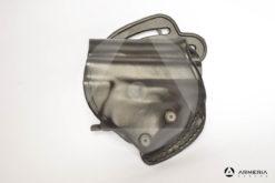 Fondina in cuoio da cintura canna scoperta Vega Holster per pistola Beretta 98 FS