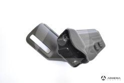 Fondina in polimero da cintura Vega Holster per pistola Beretta e Taurus lato