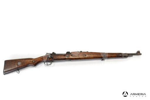 Fucile Bolt Action Mauser modello SVZ24 calibro 8x57 JS
