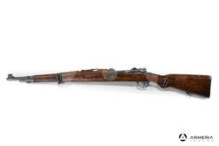 Fucile Bolt Action Mauser modello SVZ24 calibro 8x57 JS lato
