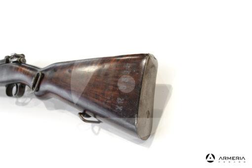 Fucile Bolt Action Mauser modello SVZ24 calibro 8x57 JS calciolo