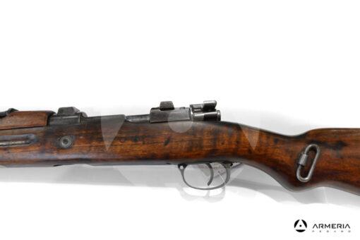 Fucile Bolt Action Mauser modello SVZ24 calibro 8x57 JS grilletto