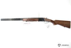 Fucile Sovrapposto Effebi modello Beta cal 28/410 lato