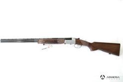 Fucile Sovrapposto Effebi modello Deluxe cal 28/410 lato
