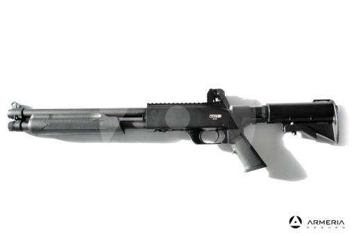 Fucile a pompa Umarex modello T4E SG68 libera vendita lato
