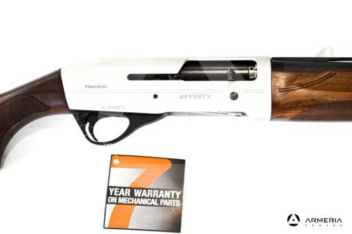 Fucile semiautomatico Franchi modello Affinity White cal 12 mod