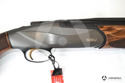 Fucile sovrapposto Benelli modello 828U Beccaccia calibro 12 macro