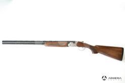 Fucile sovrapposto Beretta modello 690 Field 1 calibro 28 lato