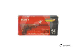 Geco IPSC calibro 9x21 124 grani FMJ - 50 cartucce