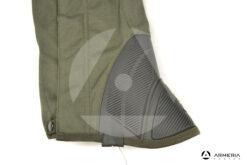 Ghetta Riserva Caccia verde con rinforzo antispino taglia XL lato