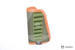 Giberna porta cartucce munizioni Venturini da calcio per carabine