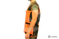 Gilet Percussion Stronger taglia XXL alta visibilità lato