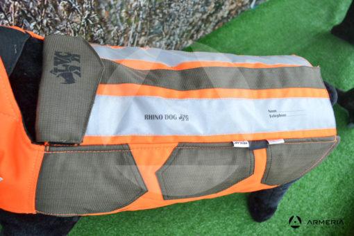 Gilet giubbotto protettivo per cani Ligne Verney-Carron Rhino Dog LVAC125-80 nome