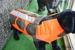 Gilet giubbotto protettivo per cani Ligne Verney-Carron Rhino Dog LVAC125-80 macro