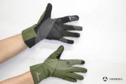 Guanti termici Konustex Ardito con dito scoperto taglia L #0297