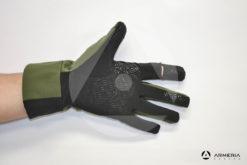 Guanti termici Konustex Ardito con dito scoperto taglia M #0297 palmo