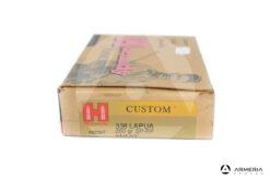 Hornady Custom calibro 338 Lapua 250 grani SP-RP Interlock - 20 cartucce #82307