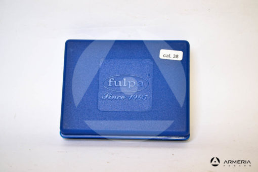 Kit pulizia Fulpa per armi calibro 38 pack
