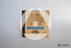 NSI Nobel Sport Italia La Collezione Tortora calibro 12 - Piombo 7_8 Mix - 25 cartucce fronte