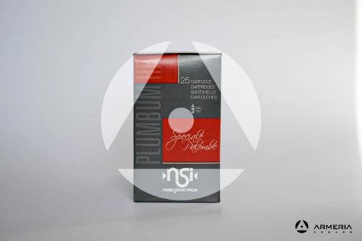 NSI Nobel Sport Italia Speciale Palombe calibro 12 - Piombo 7 - 25 cartucce lato