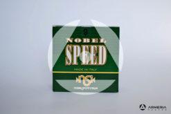 NSI Nobel Sport Italia Speed calibro 12 - Piombo 9 - 25 cartucce fronte