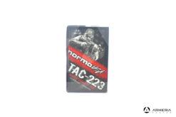 Norma Tac-223 calibro 223 Rem 55 grani FMJ - 20 cartucce
