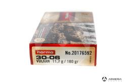 Norma Vulkan calibro 30-06 - 180 grani 20 cartucce #20176592