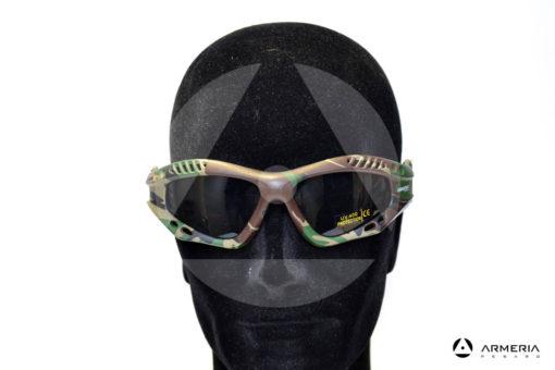 Occhiali tattici militari Virginia Tactical Outdoor Goggle mimetici