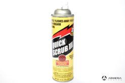 Olio Spray sgrassante universale per armi Shooter's Choice Quick Scrub III